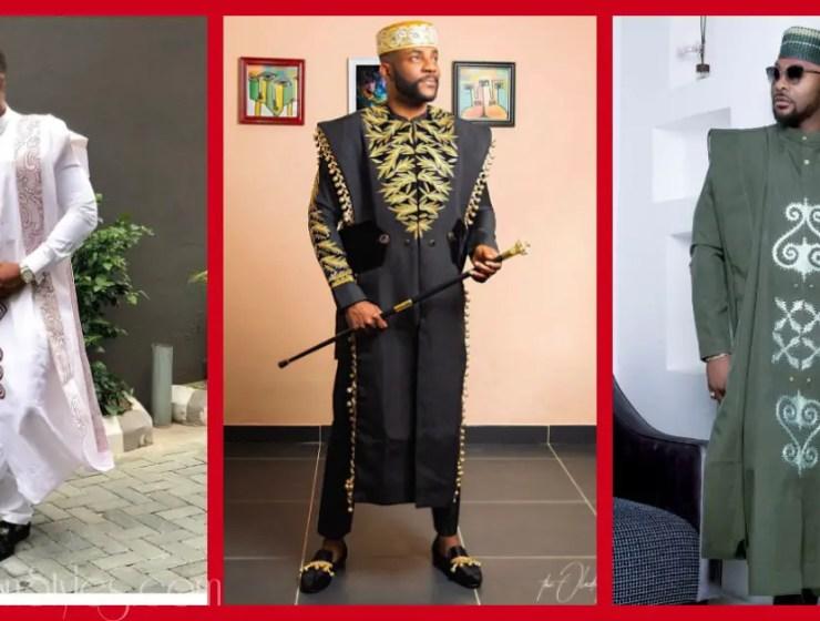 7 Modern Latest Agbada Styles For Men