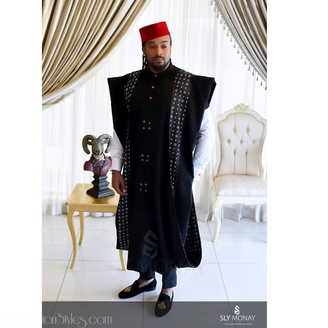 7 Modern Latest Agbada Styles For Men