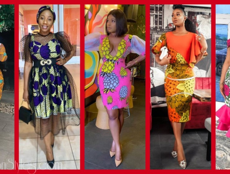Latest Women's Ankara Styles-Volume 6