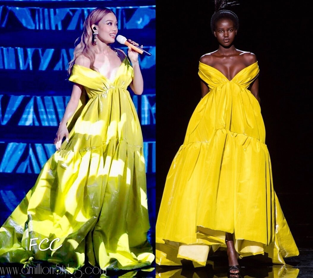 7 Runway Fashion Styles On Celebrities