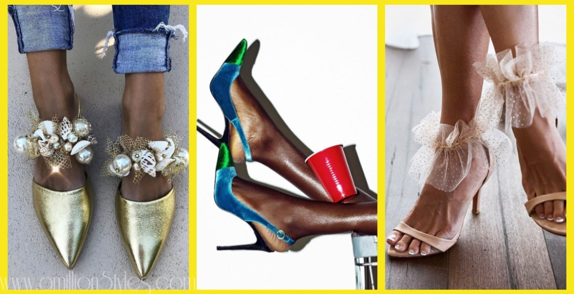 Upgrade Your Shoe Game With Designer Shoes