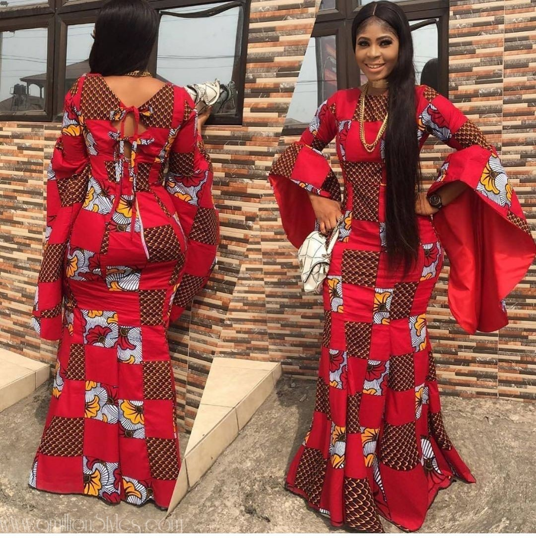 Latest Women's Ankara Styles-Volume 7
