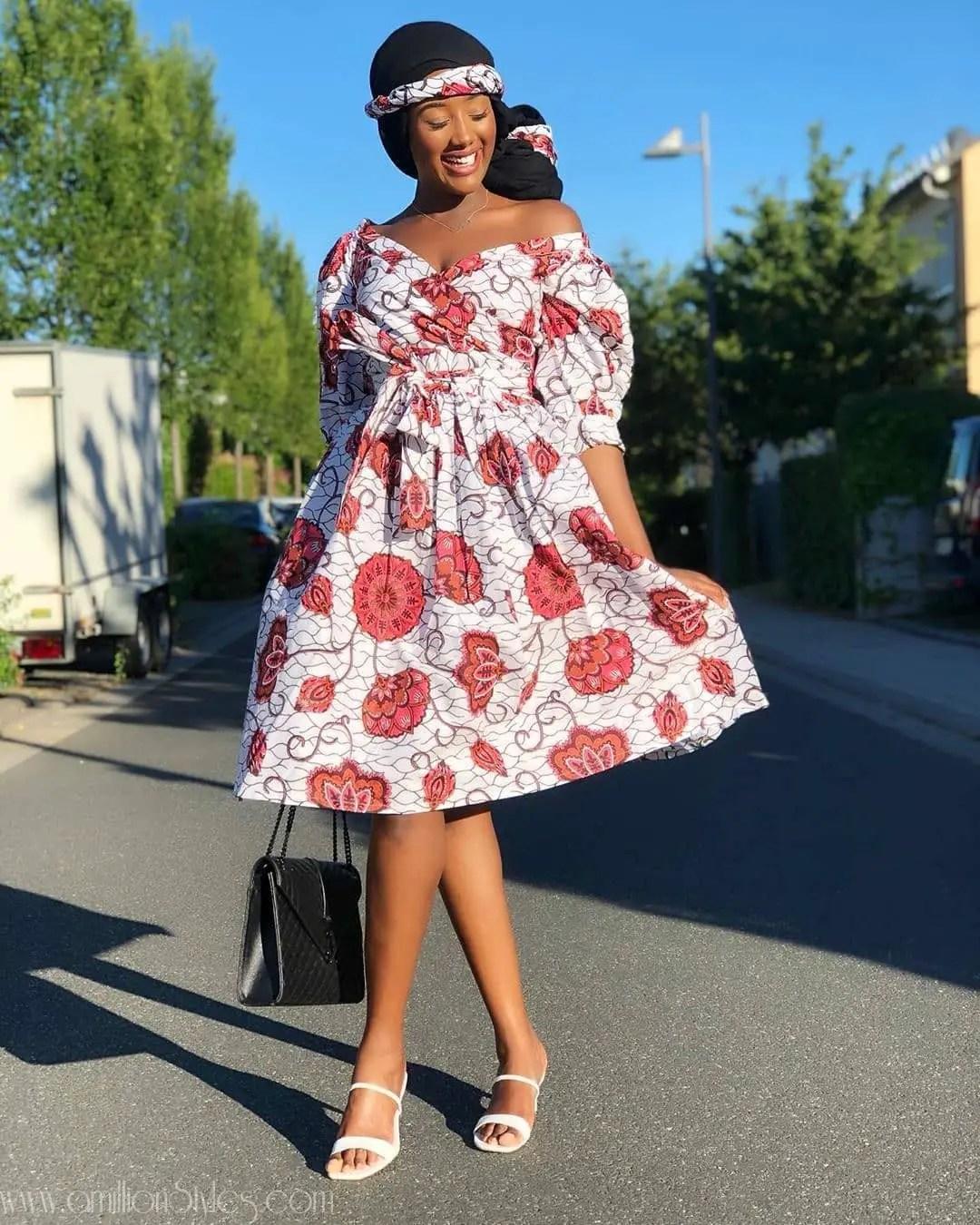 Latest Women's Ankara Styles-Volume 10