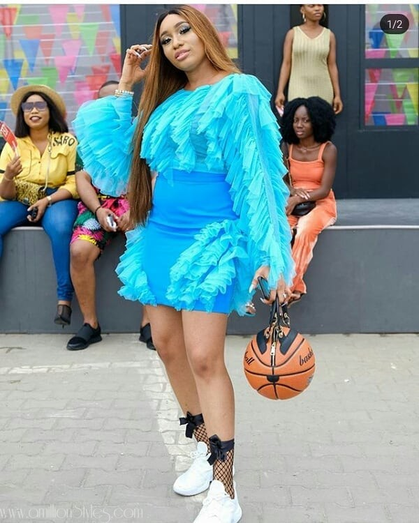 Here Are Some Street Styles At Day 2 Of The GTBank Fashion Weekend