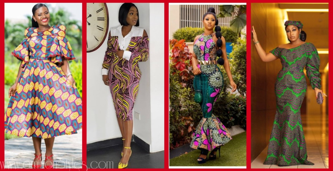 Just Because Only The Best Ankara Styles Of 2019 Is Fit For Amillionstyles Queens