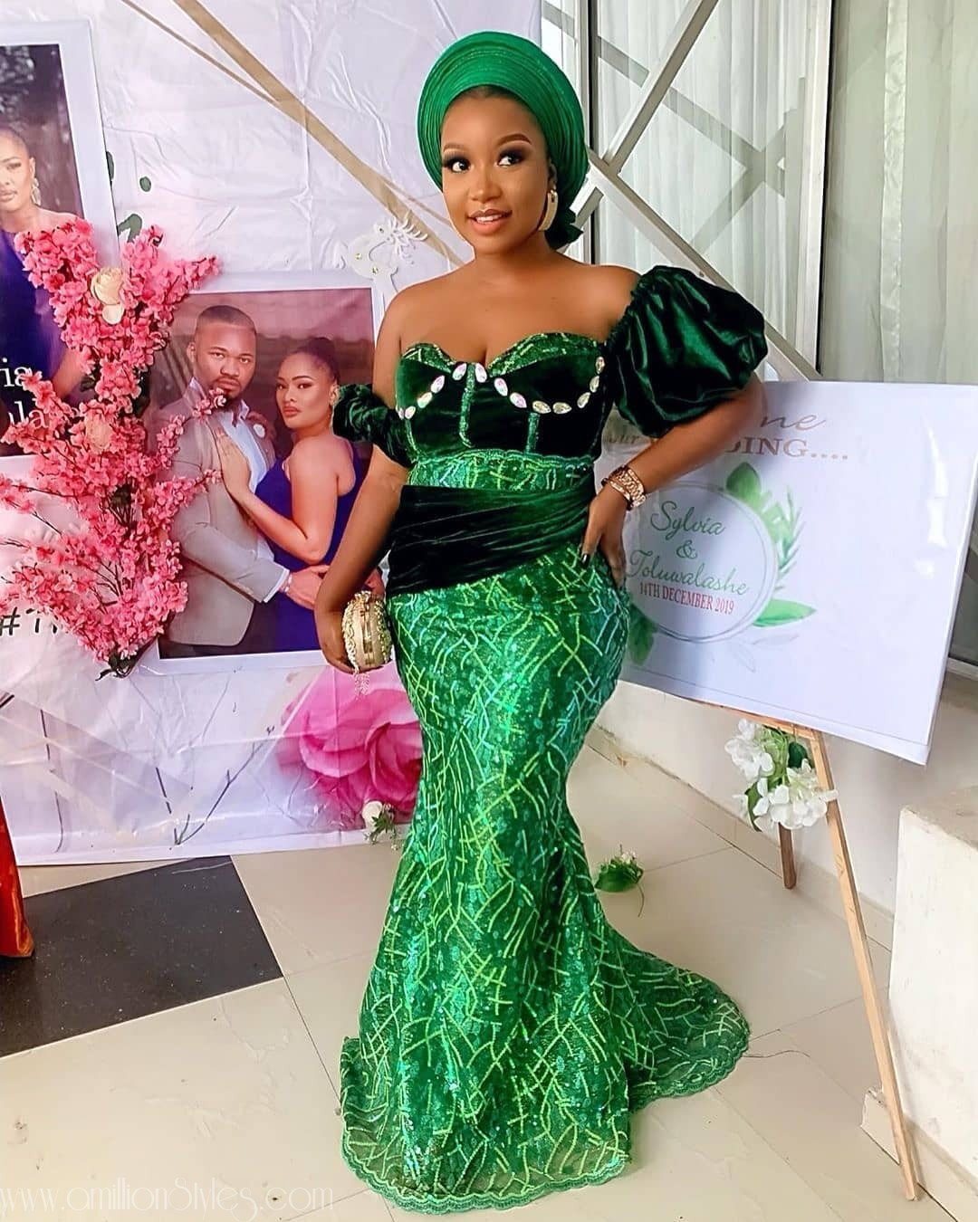 11 Lace Asoebi Styles To Light Up Your Day