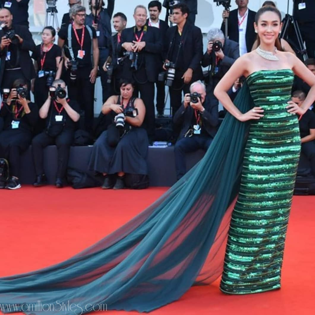 Here Are The Best Dramatic Trains On The Red Carpets In 2019