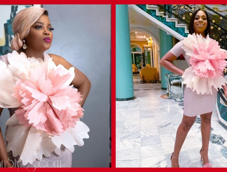 Who Wore This Tulle Dress Better? Ozinna Or Funke Akindele