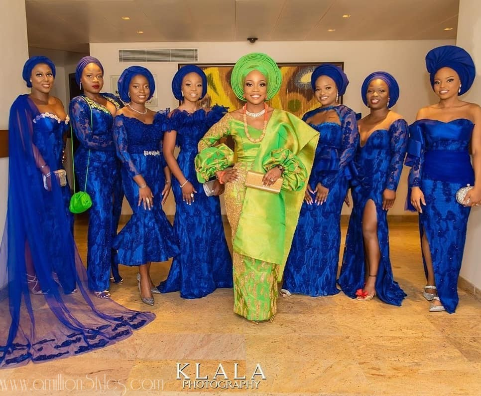 Here Are 2020 Styles For Yoruba Brides With Sauce!