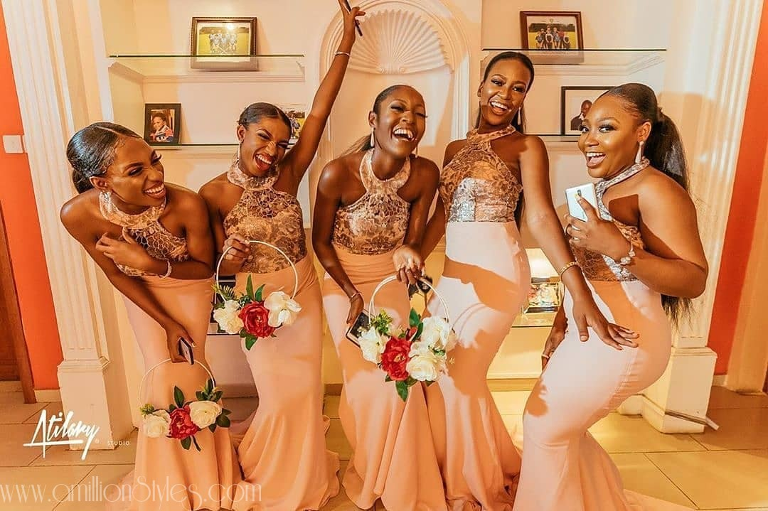 10 Bridesmaids Styles For Your Favorite Girls