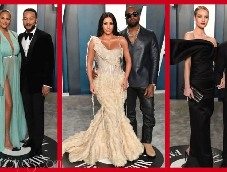 8 Stylish Couples At The 2020 Oscars Vanity Fair