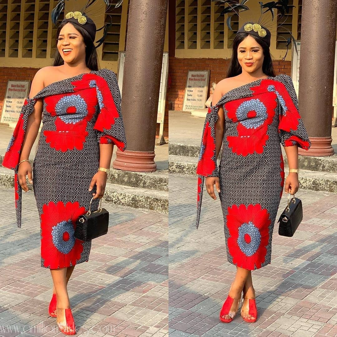 10 Timeless Long Ankara Dresses For The African Woman