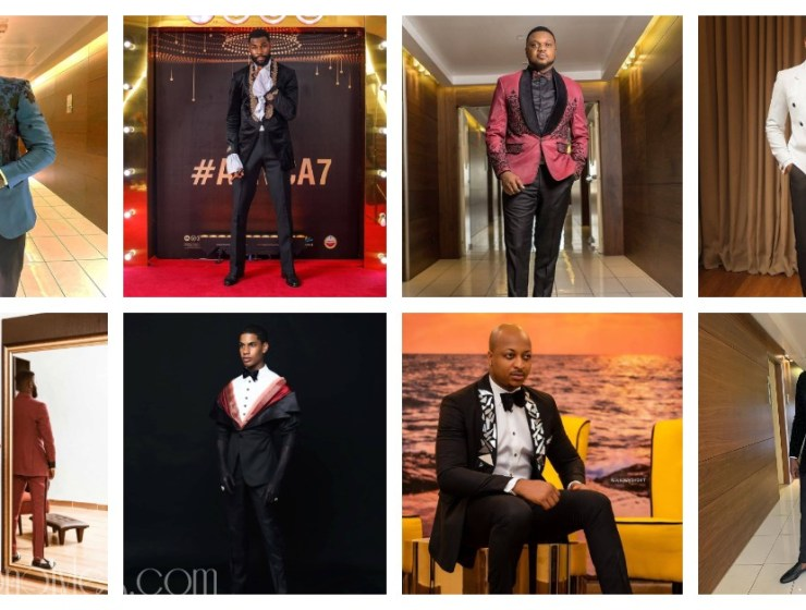 What The Men Wore To The 2020 AMVCA