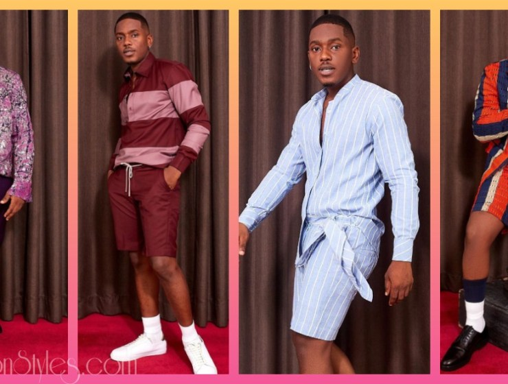 Timini Egbuson x Menswear Designer Ninie Official=Match Made In Fashion Heaven