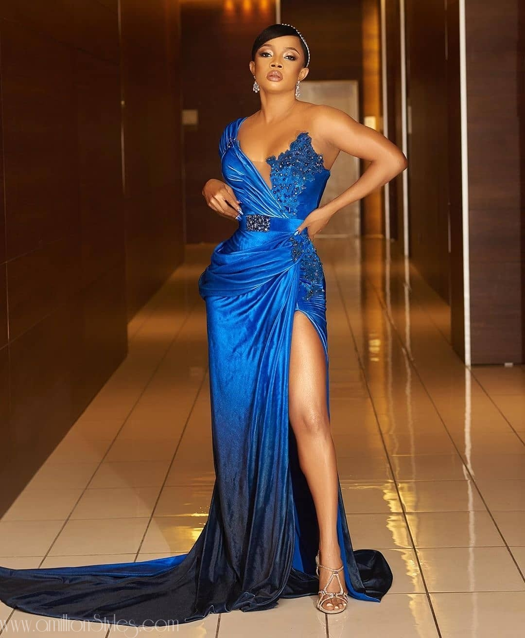 Stunning Women's Outfits From The 2020 AMVCA
