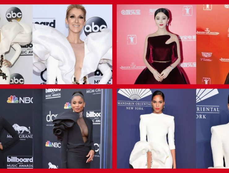 A-List Hollywood Celebrities Love Dresses By Stephane Rolland