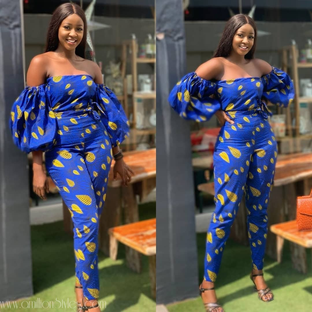 Would You Wear These 6 Stunning Ankara Jumpsuits?