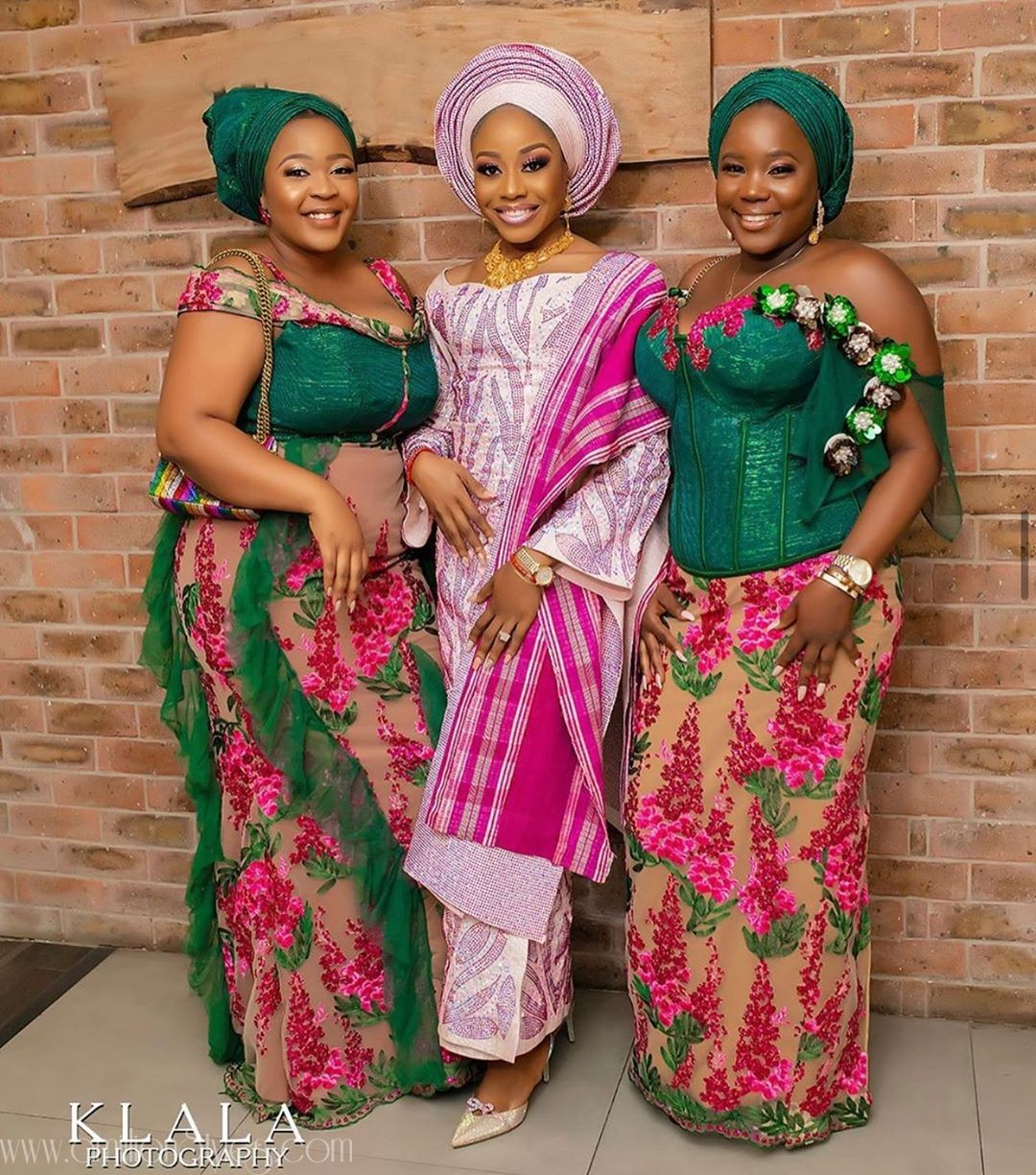 Latest Nigerian Lace Styles and Designs-Volume 32