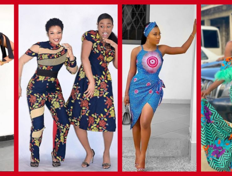 Latest Women's Ankara Styles-Volume 17