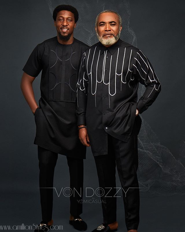Every Man Needs A Piece Of Yomi Casual's Von Dozzy Collection