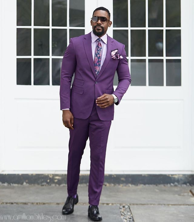 Mawuli Gavor In Suits Is The Hottest Thing You'll See Today