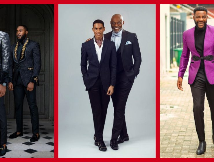 These Nigerian Men In Suit Stole Our Hearts