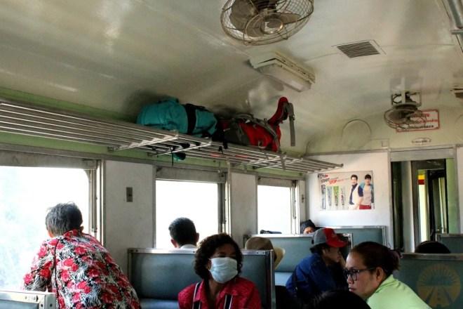 Train Bangkok Aranyaprathet how to book