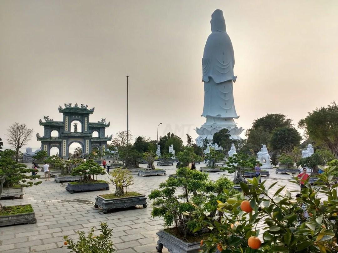 Lady Buddha what to see Danang