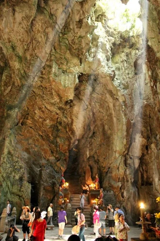 Marble Mountains hostel Danang