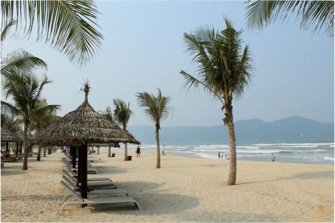 My Khe Beach - danang hostel
