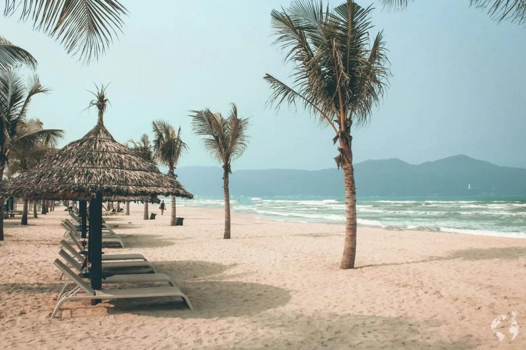 spiaggia migliore da nang My Khe Beach
