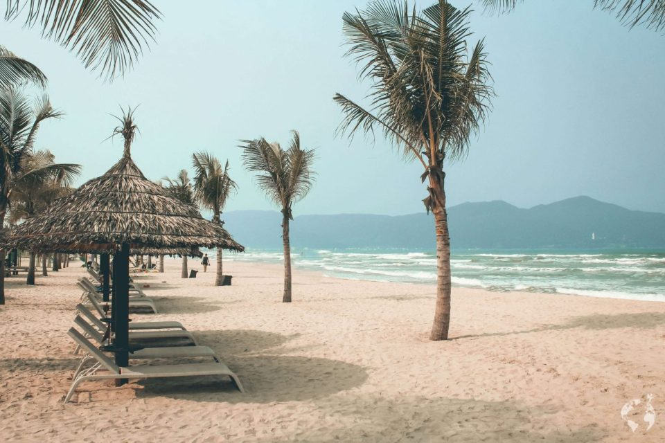 My Khe best beach Danang
