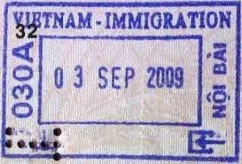 Vietnamese stamp