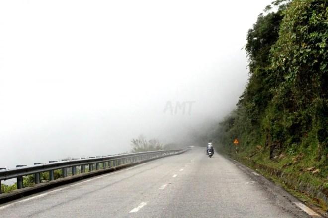 Hai Van pass - danang hostel