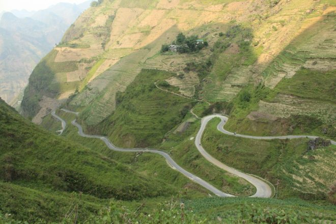 The way back, Ha Giang loop how to