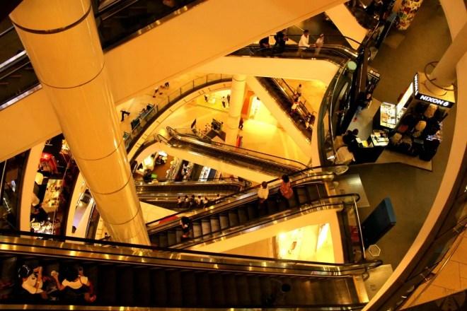 Terminal 21 Mall, Bangkok