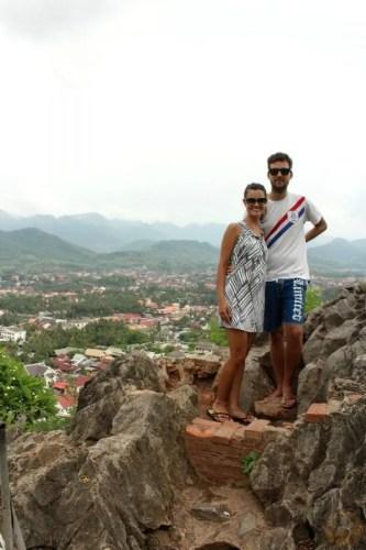Phusi Hill what to do in Luang prabang