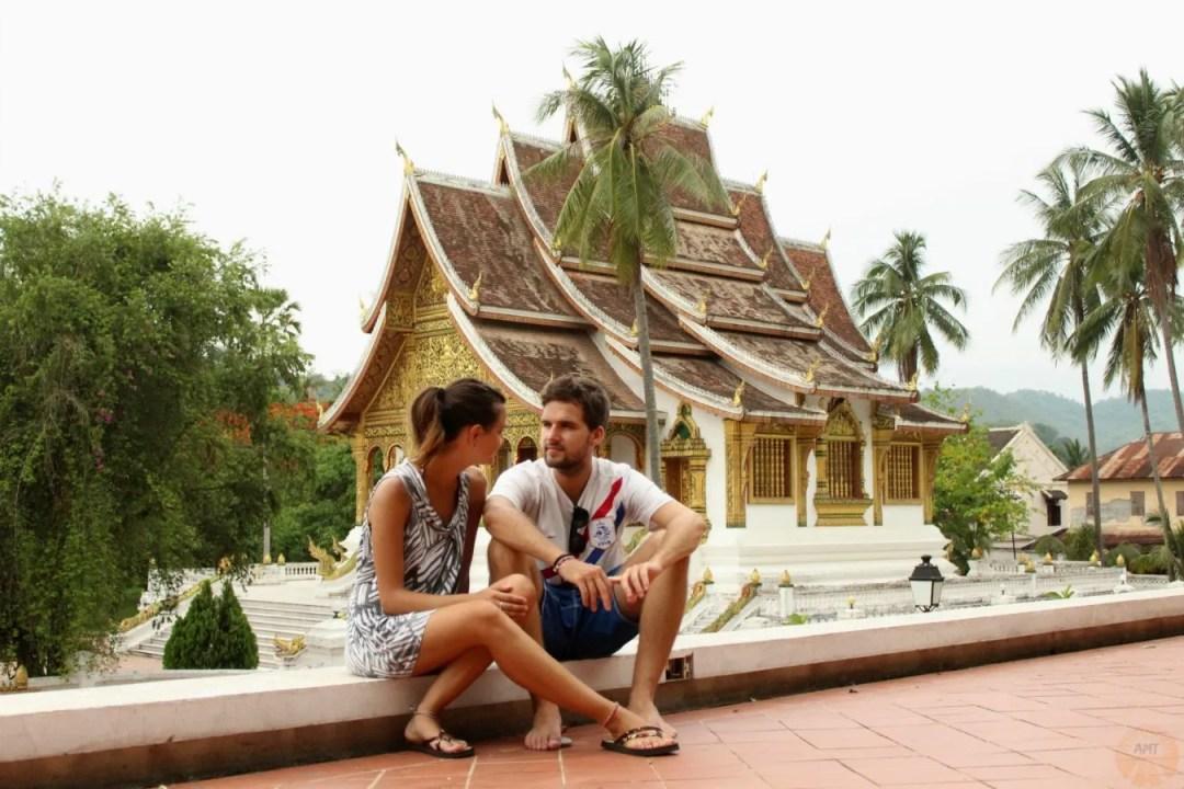 cosa vedere a Luang Prabang tempio haw kham