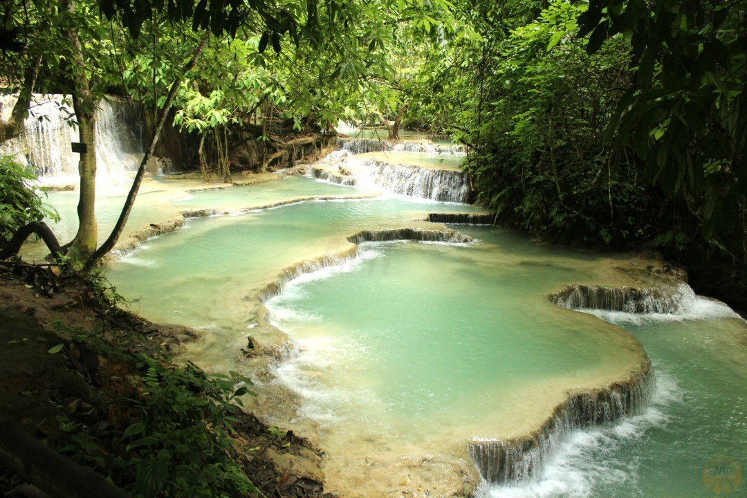 cascate luang prabang come andare