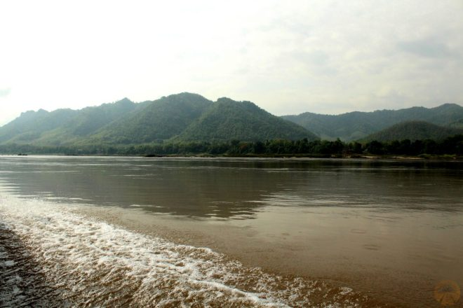 Along Mekong River