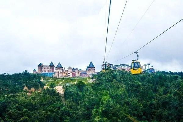 Bana Hills - Hostel Danang