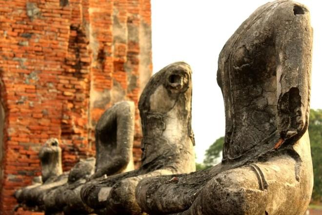 Details of Wat Chai Watthanaram