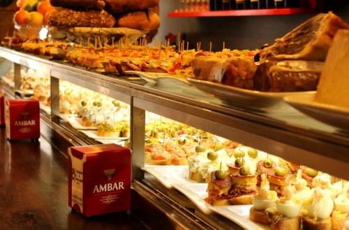 ristorante, barcellona, consigli, cibo spagnolo, tapas, pintxos