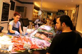 restaurant, Barcelona, recommendation, best food, tapas, pintxos