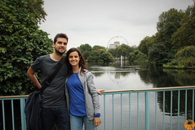 A Million Travels @ St James's Park, Londra