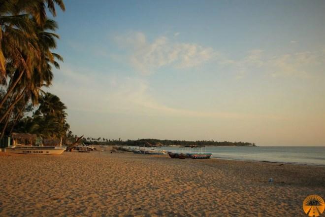Uppuveli Beach, Trincomalee Sri Lanka