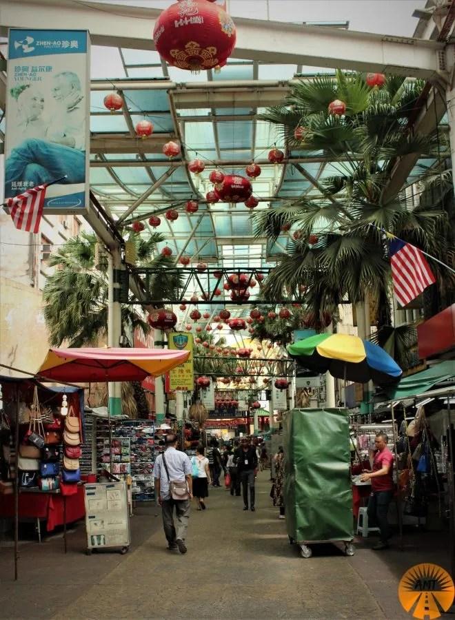 Chinatown, Petaling Street, Kuala Lumpur, Malaysia