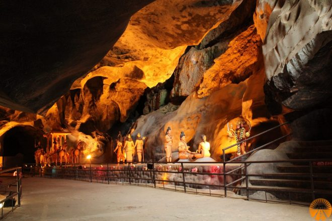 Ramayana Cave, Batu Caves, Kuala Lumpur, Malaysia