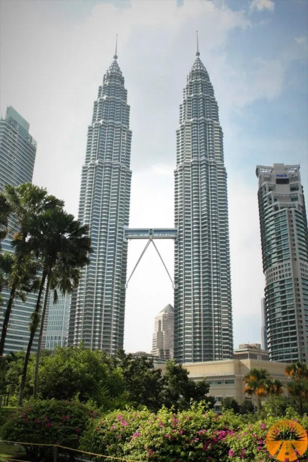 Petronas Twin Towers, Kuala Lumpur, Malesia