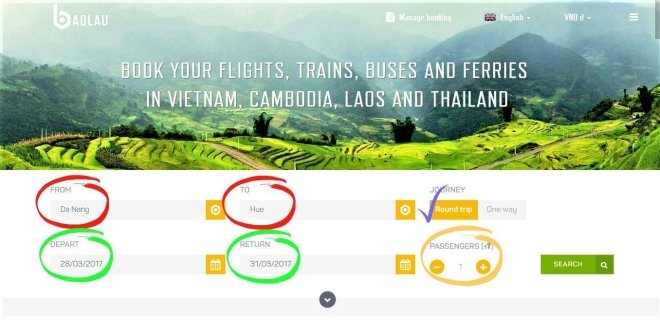 how to travel Southeast Asia